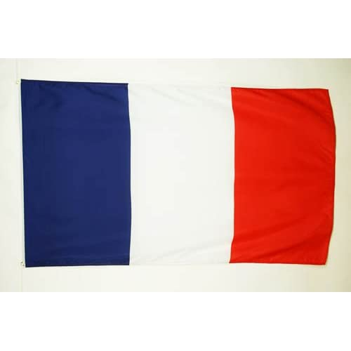 AZ FLAG Bandiera Francia 150x90cm - Bandiera Francese 90 x 150 cm