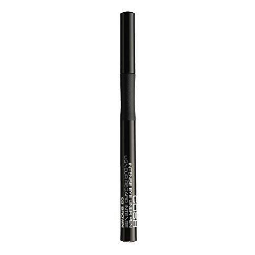 Intense Eye Liner Pen 03 Brown - GOSH