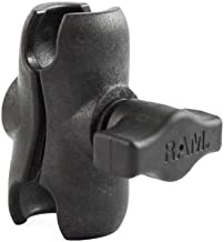 Ram Mount Composite Short Double Socket Arm for 1-Inch Ball Bases