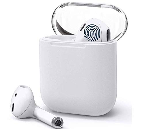 Auriculares inalámbricos Bluetooth,Estéreo In-Ear, Conveniente Estuche de carg...