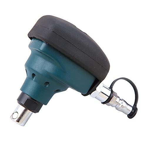 Martillo de palma neumático Mini pistola de clavadora de palma de aire Carpintería Acero magnético Martillo de impacto automático Herramienta de clavado Máquina-A
