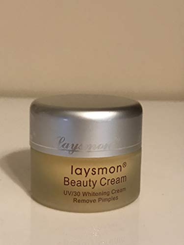 Laysmon Beauty Cream Uv/30 Whitening Cream Remove Pimples Acne
