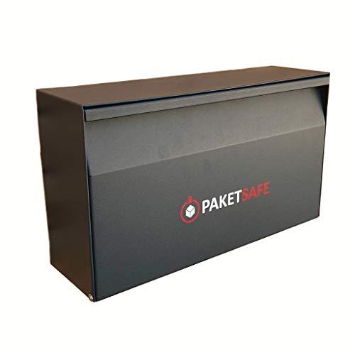 Paketsafe RAL7016 PS A Plus elastyczna skrzynka na paczki, antracyt