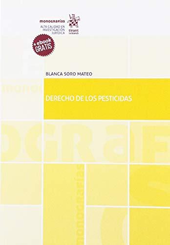 Derecho de los Pesticidas (Monografías)