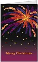 クリスマスカード(2つ折り ・封筒付き)Christmas CardNo.30