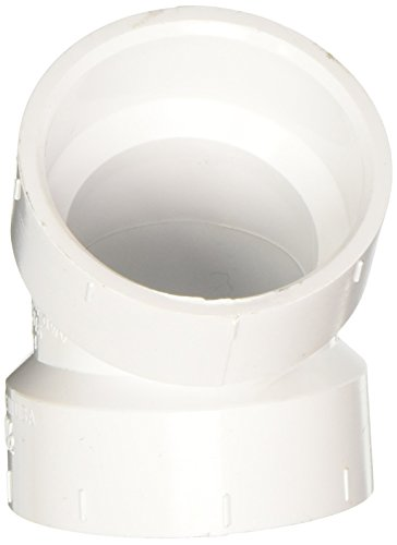 Genova Products 70615 Sanitary Pipe Elbow, 1 1/2'