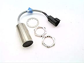 RADWELL R-M30/15P-0.18M/DEU PNP, DEUTSCHE QD, Proximity Sensor, INDUCTIVE, 0.18M Pigtail W/Connector, Shielded, 15MM Range...