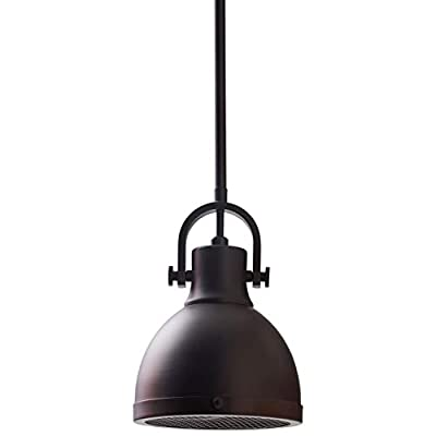 Stone & Beam Spencer Industrial Pendant With Bulb