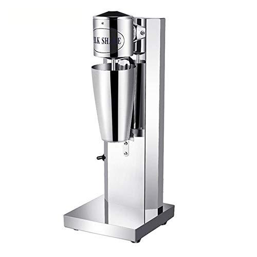Gaone Milkshake Fabricante De Acero Inoxidable Capacidad Milk Shaker Frappe Licuadora 800ML Shaker, hasta 18.000 Rev/Min, para Bebidas De La Proteína Batidos Eischnee Batidos Cócteles 220V
