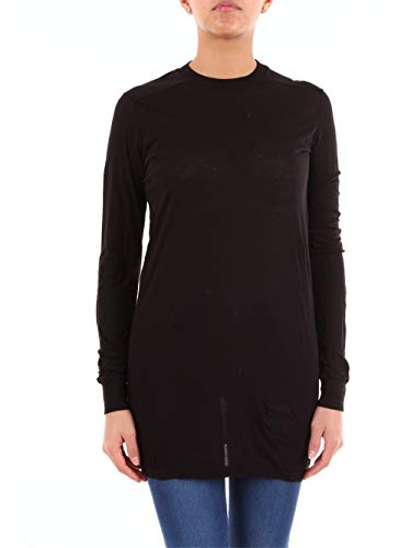 DRKSHDW BY RICK OWENS DS19F6219 Manga Larga Mujer Negro S