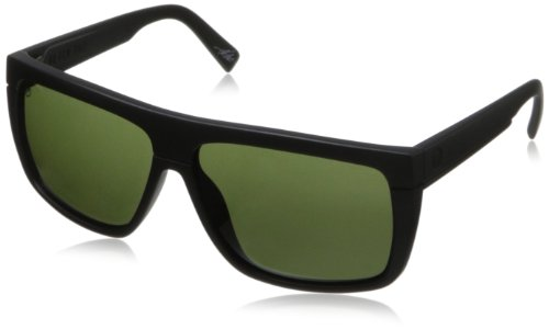 Electric womens Black Top Sunglasses, Matte Black, 164 mm US