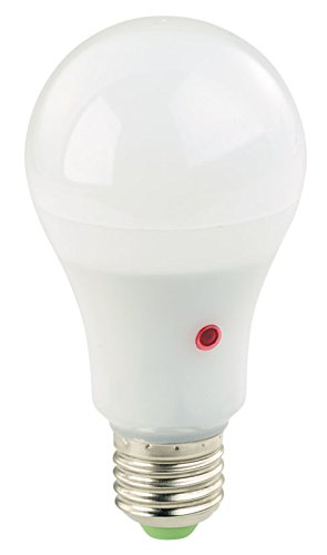 Luminea Sensorlampe: LED-Lampe mit Dämmerungssensor, E27, 11 W, 950 lm, tageslichtweiß (LED Dämmerung)