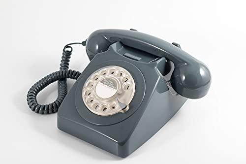 Retro Telefon mit Wählscheibe - 5