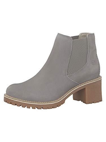 Tamaris Damen 1-1-25447-23 Chelsea Boots, Grau Light Grey 254, 41 EU