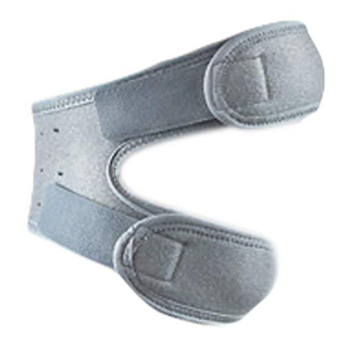 MSEKKO Ginocchiera Uomo Donna Ginocchiera Wrap Pad Sleeve Fasciatura Elastica Stabilizzatore della Cinghia della Rotula