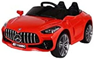 marcedes benz electric ride on car for kids red