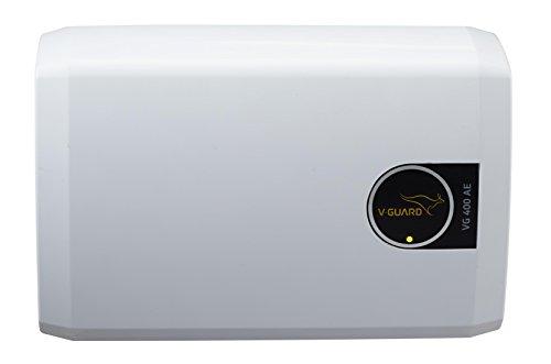 V-Guard VG400 AE20 for 1.5 Ton AC (Working Range: 160V- 280V) Voltage Stabilizer