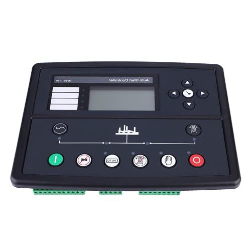 Módulo De Control De Arranque Automático Del Grupo Electrógeno, Fecha/Hora Múltiple Reloj En Tiempo Real Controlador De Arranque Automático Del Grupo Electrógeno, Programador De Tiempo De