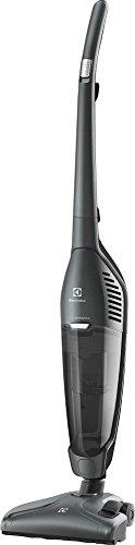 Electrolux - Aspirador Escoba sin bolsa, 550W Light Grey Metallic