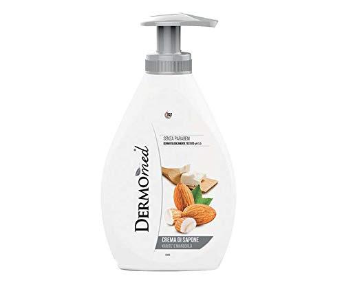 Dermomed - Jabón líquido Karité y almendra – 5 g