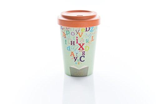 chic.mic Taza de Cafe para Llevar (I Love Books)
