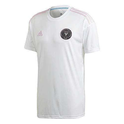 adidas Imcf H JSY Camiseta, Hombre, Blanco/roscla, L