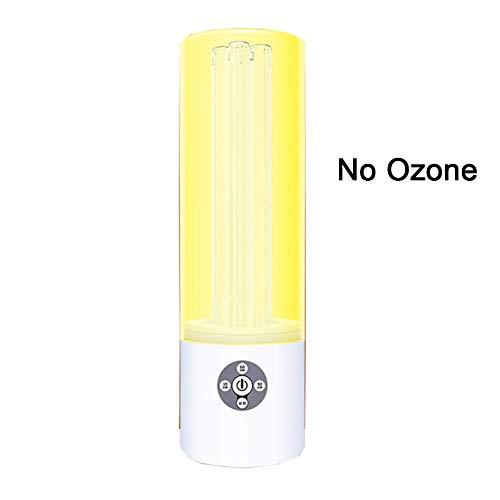 38W Luchtzuiveringsinstallatie Naar Sterilisatie Lamp UV Sterilisator Light Tube Ultraviolet Ozon Kiemdodende Lamp Ultraviolette Desinfectie Gloeilamp,Yellow,No Ozone