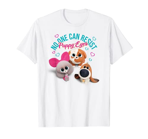 The Secret Life of Pets 2 No One Can Resist T-Shirt