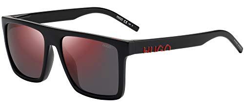 Hugo - Hugo Boss Gafas de Sol HG 1069/S BLACK/GREY RED 57/17/145 hombre