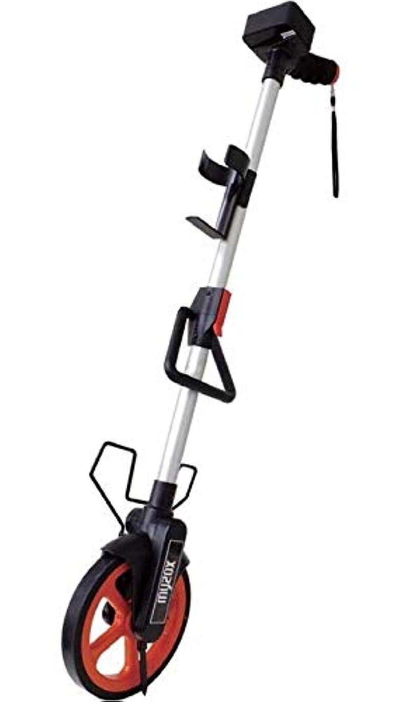 【2018年最新版】メジャリングホイール MG-200 測定範囲10cm-10km 重量1.2kg [ウォーキングメジャー ロードメジャー 距離測定]