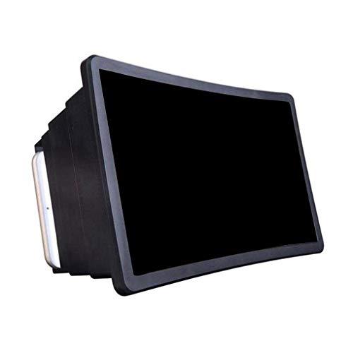 F-blue Teléfono móvil de la Pantalla Gadget 3D Lupa Video Ampliación del Soporte del Bastidor del Amplificador Plegable Pantalla del teléfono