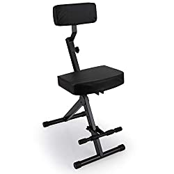 Superb Top 10 Best Guitar Stools And Chairs In 2019 Guitar Pick Zone Ocoug Best Dining Table And Chair Ideas Images Ocougorg