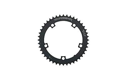 Zoagear Single Speed Chainring 130 BCD 44 Teeth Track Fixed Gear Bike Black
