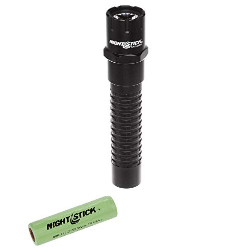 Nightstick Xtreme Lumens Metal LED Flashlight - Light & Battery Only, Black