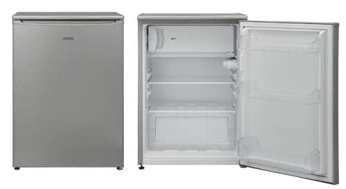 Vestel KS 140 GF Kühlschrank A++/105 L Kühlteil und 12 L Gefrierteil/Silber/mit Gefrierfach/140 kWh Jahr/Türanschlag wechselbar/höhenverstellbare Füße …