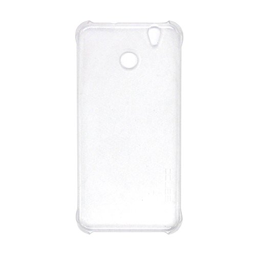 Tasche für Oukitel U7 pro / U7 plus Hülle, Ycloud Handy Backcover Kunststoff-Hard Shell Hülle Handyhülle mit stoßfeste Schutzhülle Smartphone Weiß Transparent