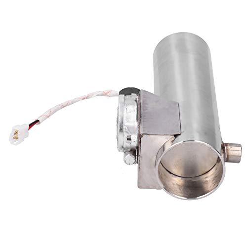 Válvula de escape, eléctrica de acero inoxidable Práctica válvula de corte de...