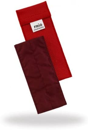 Frio Cooling Wallet -Individual-Red-Keep Insulin Cool to 45 Popular brand Reservation h up
