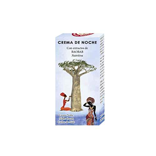 El Fruto del Baobab, Crema nocturna facialb - 50 ml.