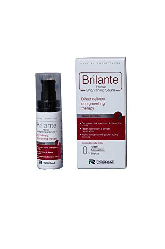 Regaliz Brilante Intense Brightening Face Serum