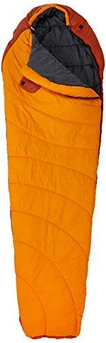 MILLET Baikal 1100Schlafsack Trekking Acid Orange Größe G