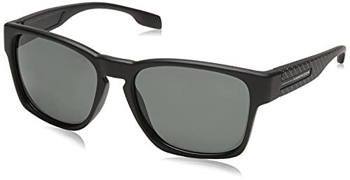 HAWKERS Core Polarized Gafas de sol, Negro polarizado, One Size Unisex Adulto