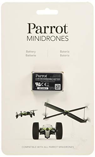 Parrot Minidrones (3ª generación). Batería