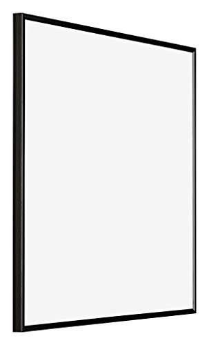 yd. Your Decoration - 30x30 cm - Cadres Photos en Plastique avec Verre Plexiglas - Excellente Qualité - Noir Brillant - Anti-Reflet - Cadre Decoration Murale - Evry.