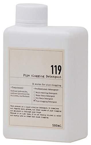 排水管洗浄剤パイプ119 500ml