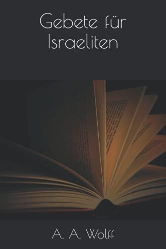 Gebete für Israeliten