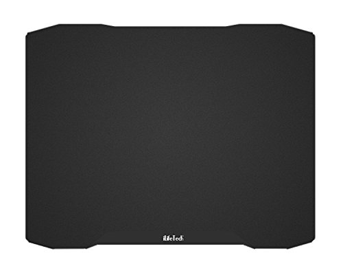 iLifeTech Large Gaming Mouse Pad Extended Aluminum Mat, Super Gliding Enhance Speed and Control Experience.