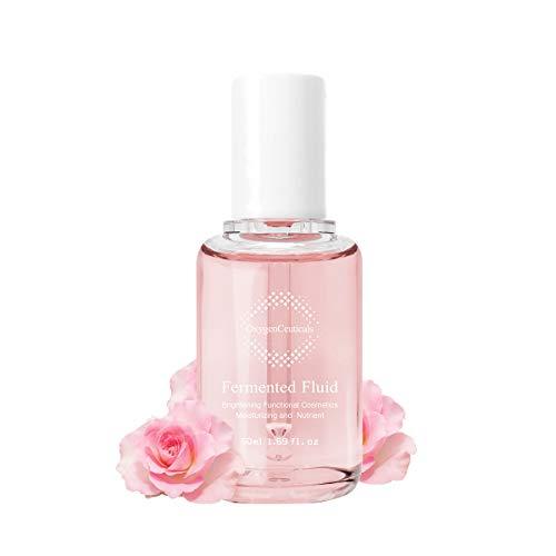 Korean Skin Care K Beauty, Fermented Fluid, Face Serum for Skin Brightening, Even Skin Tone, 50 ml/1.69 oz.