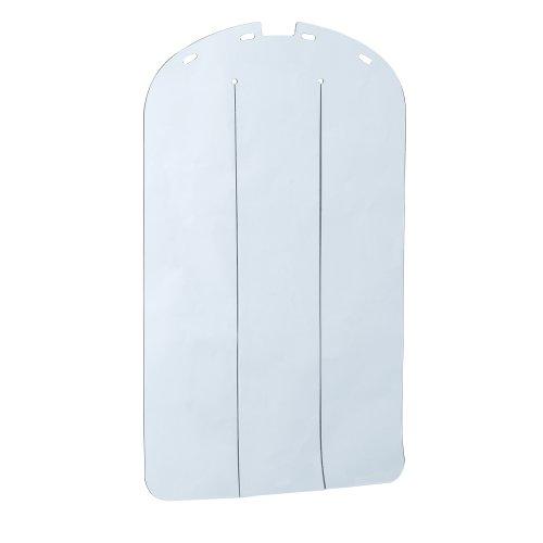 Ferplast Tür für Hundehütte Modell Dogvilla 90, Tür für Outdoor-Hundehütten, PVC transparent, regenfest, schützt vor Wind und Kälte, 23,6 x 0,2 x 38,3 cm