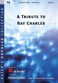 Een tribute to Ray Charles concert band/harmonie – bestuurder